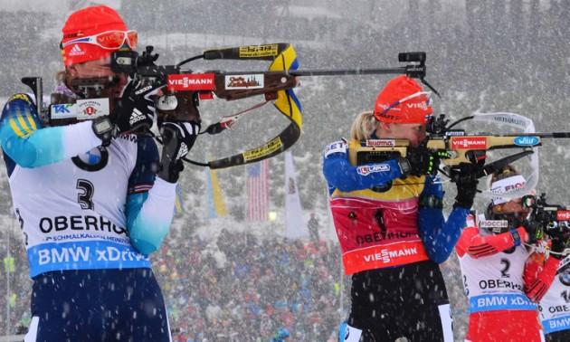 Валя Семеренко не потрапила в заявку на індивідуальну гонку