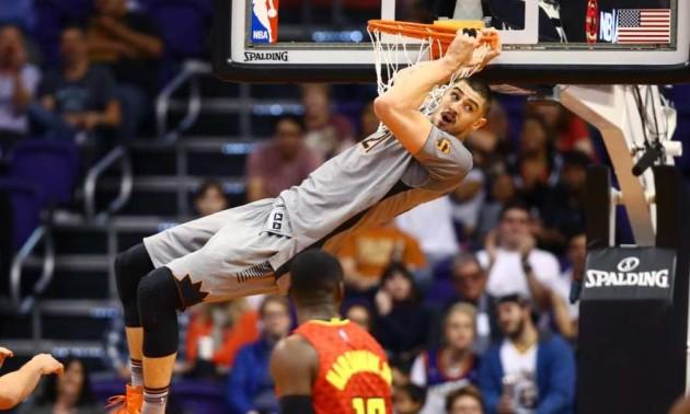 Атланта Леня перемогла, Детройт Михайлюка програв. Результати матчів НБА