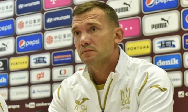 Шевченко розповів з якими клубами у нього хороші стосунки
