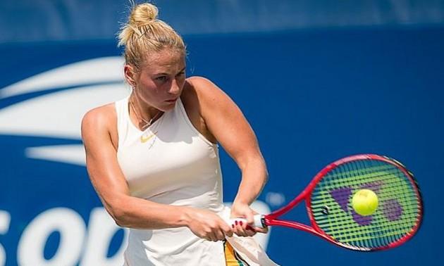 Костюк вийшла у фінал кваліфікації Australian Open