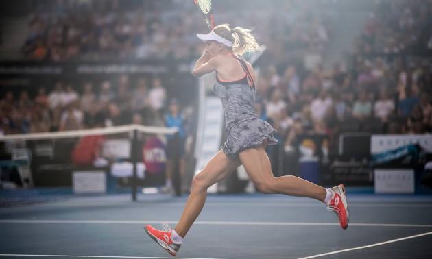 Цуренко активно готується до старту Australian Open