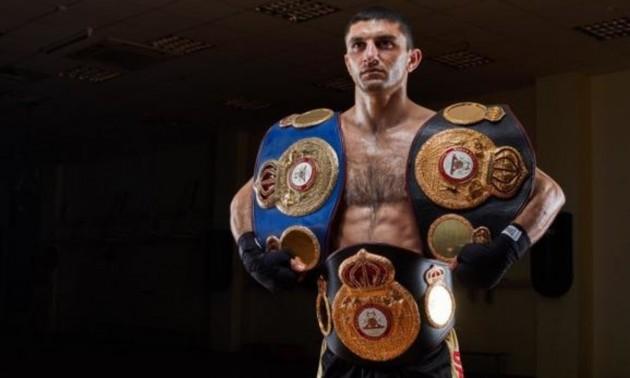 У тіні Ломаченка та Усика: Артем Далакян - чемпіон світу WBA