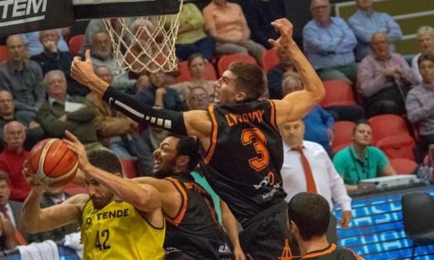 Український баскетболіст дебютував у Лізі чемпіонів