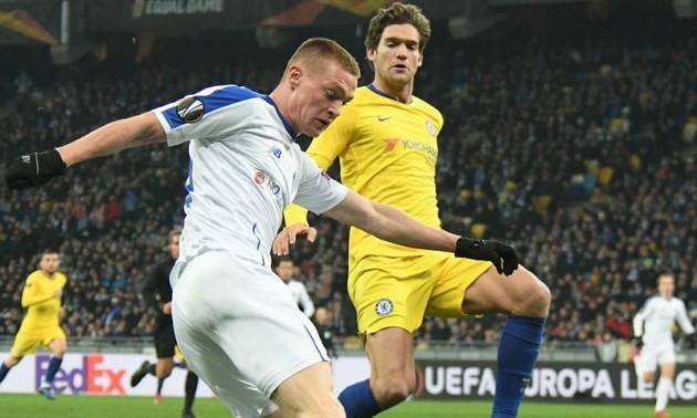 Динамо — Челсі: огляд матчу
