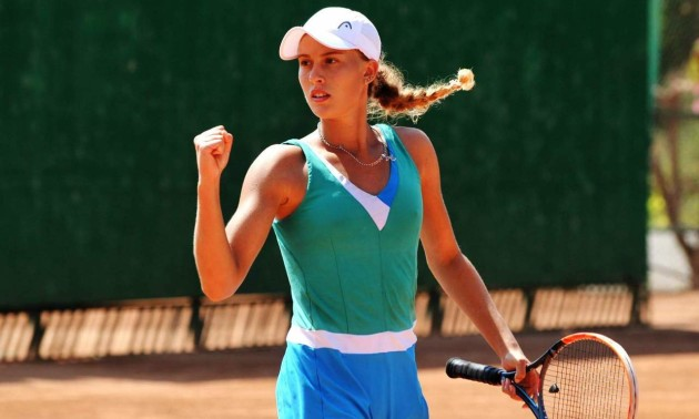 Чернишова знищила росіянку і пробилася у чвертьфінал турніру в Анталії