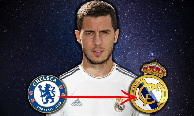 ЗМІ: Реал узгодив з Челсі трансфер Азара за 170 млн євро