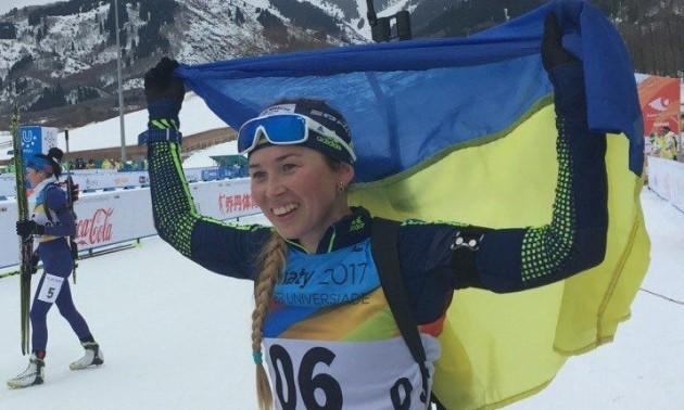 Бєлкіна здобула бронзу на етапі Кубка IBU