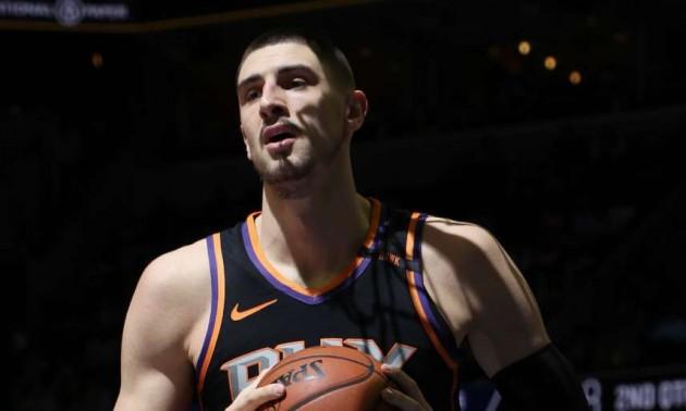 Данк Леня - в ТОП-10 моментів дня НБА. ВІДЕО